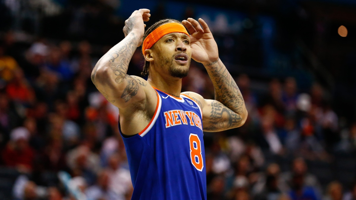 NBA Plays of the Day 2/8: Free Michael Beasley