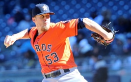 MLB: Houston Astros at New York Yankees